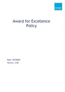 Awards Home - Awards - SNOMED Confluence